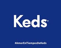 Keds - #AmorEnTiemposDeKeds