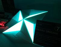 lightning Origami