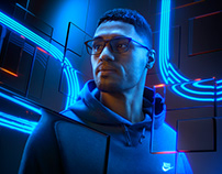 NIKE VISION: Blue Light Collection