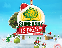 Somersby 12 Days to Christmas