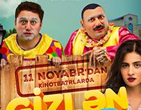 Gizlenpach Film Poster