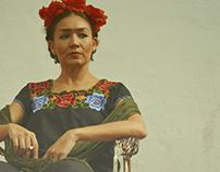 Frida shoot