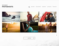 Amazed Joomla 3.x Photography Agency Template