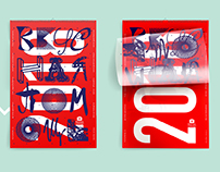 9 YOUNG DESIGNERS & ILLUSTRATORS CALENDAR