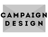 Campaign Design - various