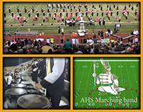 Athens High School Marching Band