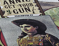 NFHS Rebel Players Present: Annie Get Your Gun