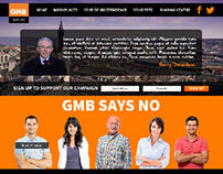 GMB Vote No Website