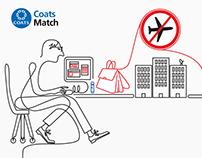 Coats Campaign designs