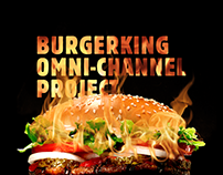 BurgerKing : Omni-Channel Project
