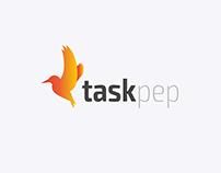 Taskpep Logo