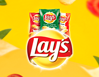 Lay's | Spice Up Your Imagination
