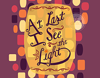 "Disney Tangled ""At Last I See the Light,"" 