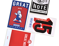 YOU.GREAT. X PAPERPACK STATIONARY ITEMS