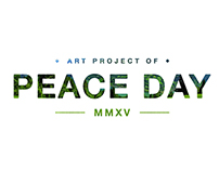 Art Project of Peace Day