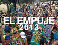 PROMO. EL EMPUJE (EX)