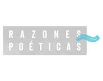 """Logotype""""Razones Poéticas"""""""