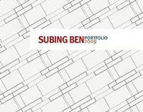 Dossier Arquitecto Subing Ben