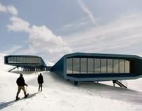 [ARQ] 1º Lugar Concurso Estação Antártica | Estúdio41