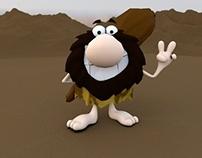 Caveman (Character by Chud Tsankov)