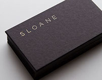 Sloane Duplex Business Cards
