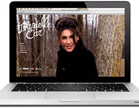 Danielle Car website redesign