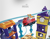 Chuggington Construction Toy