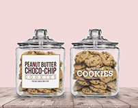 Cookie Jar Mock-Ups