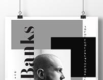 Rick Banks // Poster