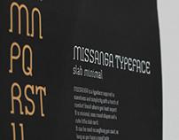 Missanga Typeface