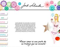 DISEÑO WEB - WEB DESIGN: Jordi Labanda