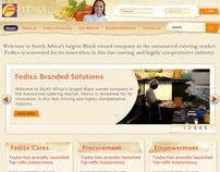 Fedics Website Design