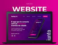 UX/UI Design | Website App Tamojunto