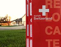 RELOCATE zurich switzerland