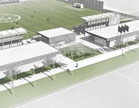 Soccer + Lacrosse Stadium