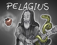 Pelagius - Album Art
