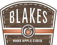 Hard Apple Cider Labels