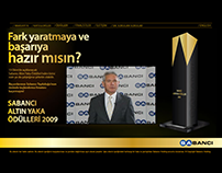 Sabancı Golden Collar Awards 2008