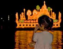 Bon Om Tuk -  Cambodia water festival