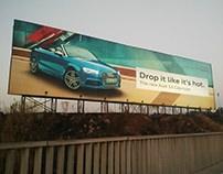 Audi S3 Cabriolet Outdoor