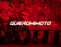 Quiero Mi Moto, Web Design & Social Media