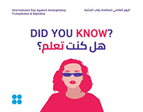 IDAHOT 2020 Campaign - British Council for Syria