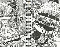 Sketchbook - Part 1