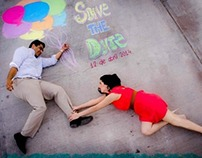 Save the date Karla and Jorge