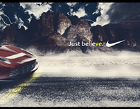 Nike. Just Believe