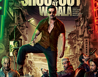 poster for SHOOT OUT AT WADALA