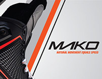 Easton Mako Hockey Skates