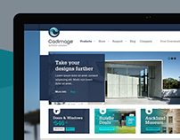 Cadimage Website