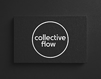 Collective Flow (Logotype & Custom Typeface)