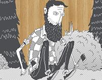 The Four Lumberjacks